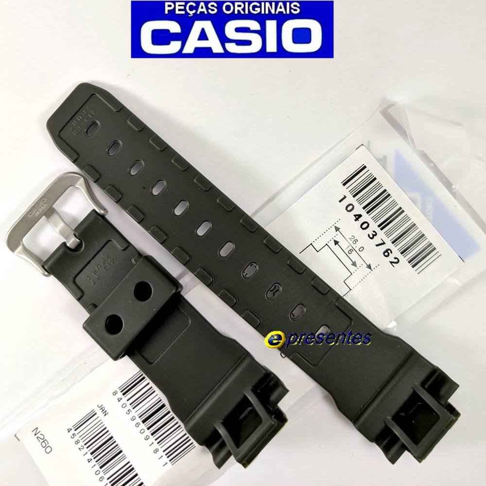 Pulseira Casio G-shock Verde G-5600 G-6900 Gw-m5610 *  - E-Presentes