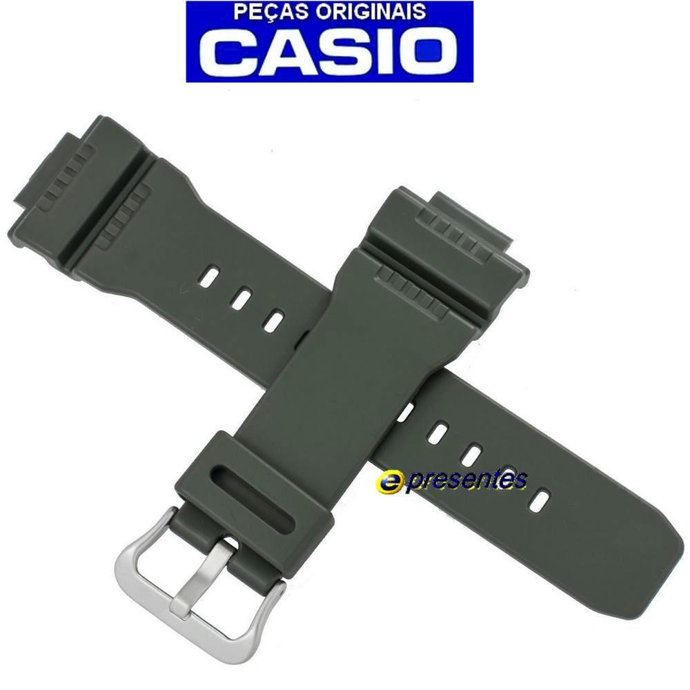 Pulseira Casio G-shock Verde Gr-7900kg-3 GW-7900kg-3 - 100% Original  - E-Presentes