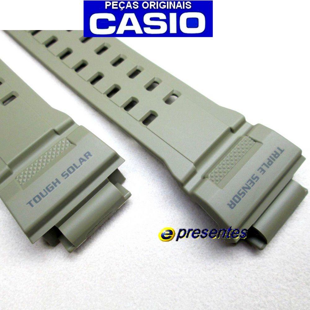 Pulseira Casio G-shock Verde Gw-9400-3 - 100%Original  - E-Presentes