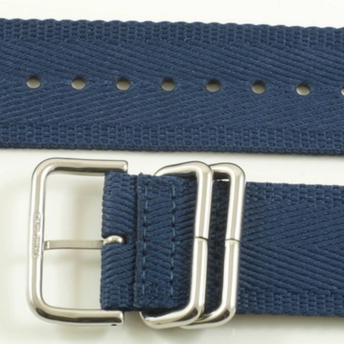 Pulseira Casio Protrek Original PRG-600YB-2 ( 24mm)  Tecido Azul *   - E-Presentes