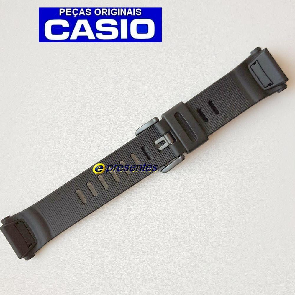 Pulseira Casio Protrek Prg-130y PRW-1500 Fivela Preta * 100% Original  - E-Presentes