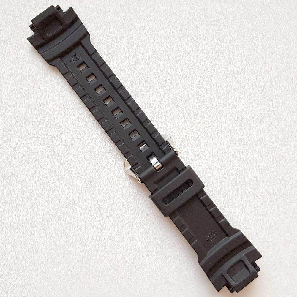 Pulseira Relógio Casio Protrek PRG-270-1Resina preta    - E-Presentes