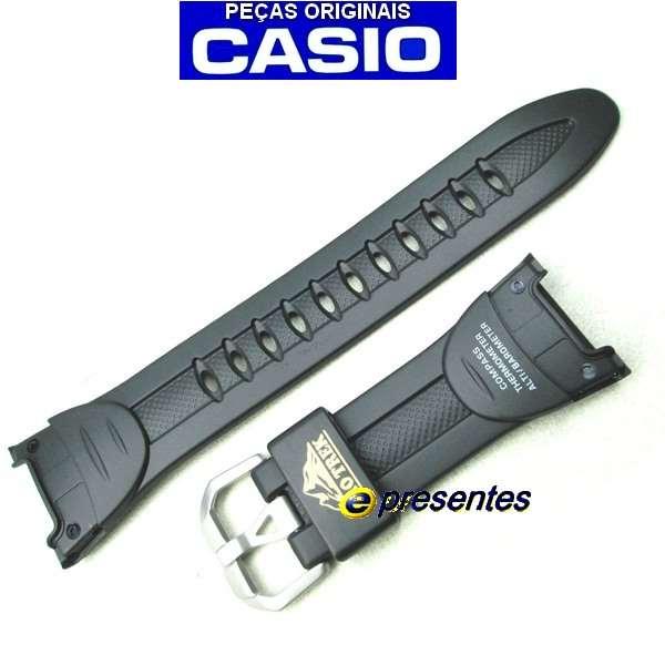 Pulseira Casio Protrek PRG-50 / PRG-60 / PAG-60 / PAG-60  - 100% Original  - E-Presentes