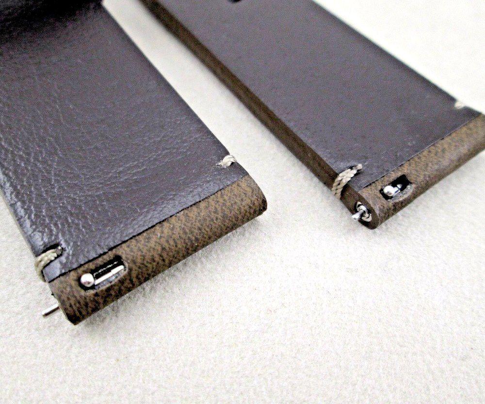 Pulseira Casio Protrek PRG-600YL-5 Couro Marrom - Peça 100% Original  - E-Presentes