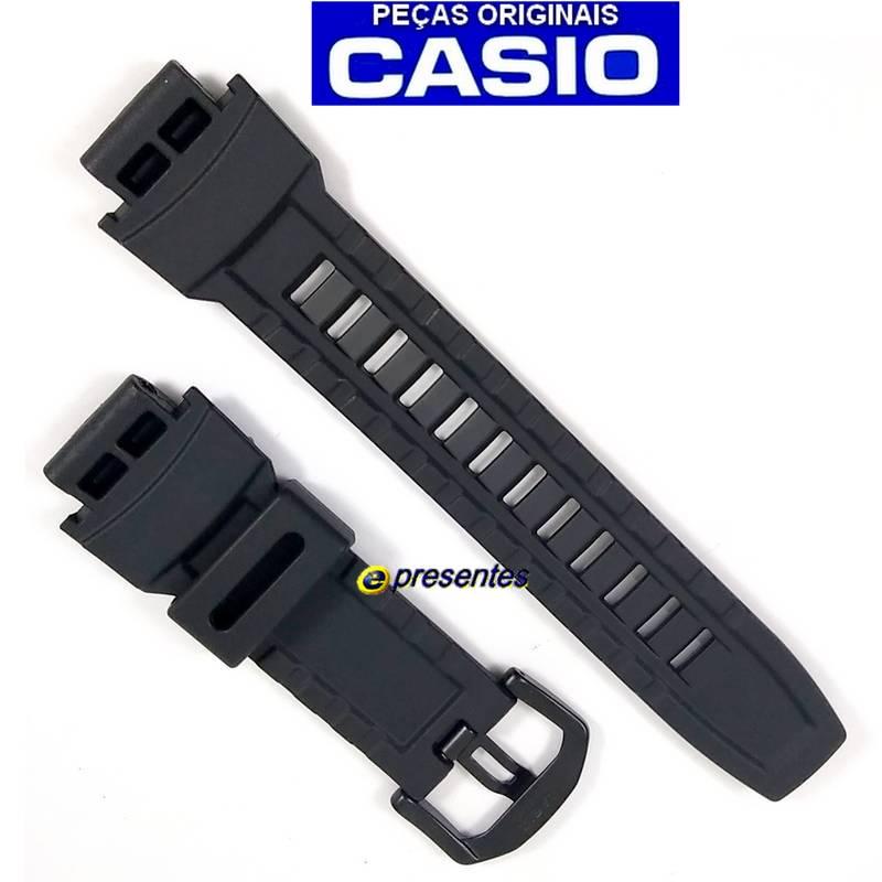 Pulseira Casio Protrek PRW-5100-1B PRG-250-1BPRW-2500-1B *  - E-Presentes