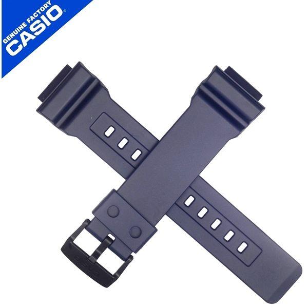Pulseira Casio Resina AZUL AD-S800wh-2v - 100% Original  - Alexandre Venturini