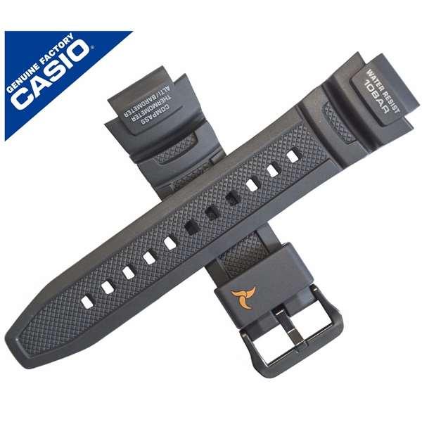 Pulseira Casio SGW-1000 Resina Preta *  - E-Presentes