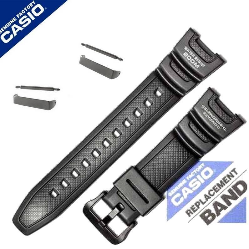 Pulseira Casio SGW-100 + Par de Clips  - E-Presentes