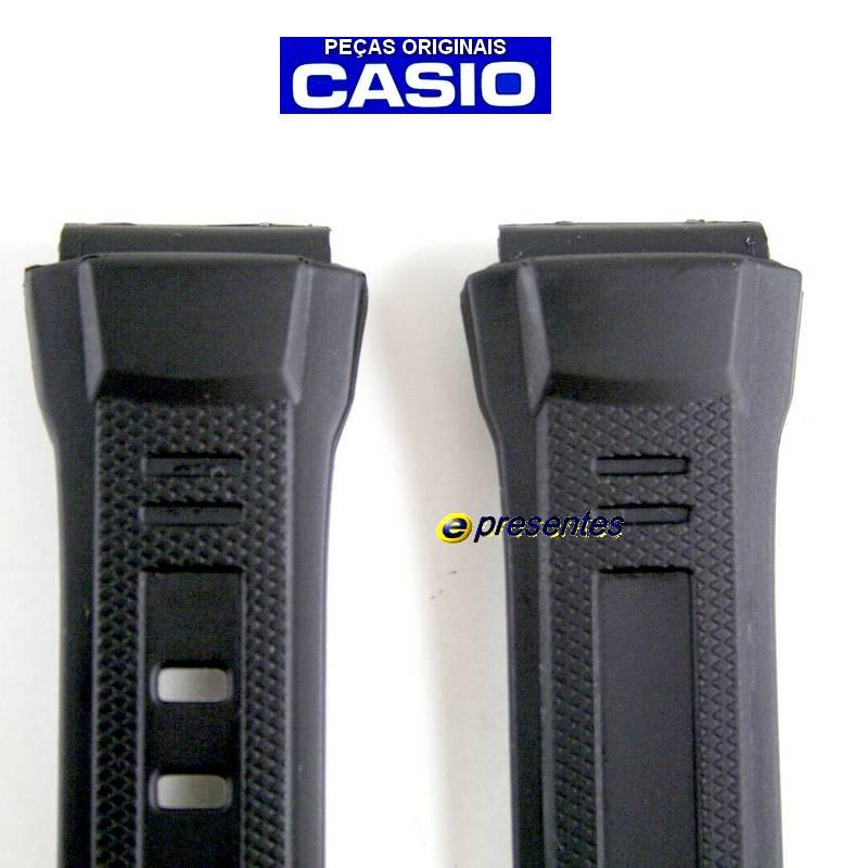 Pulseira Casio WV-M60-1A, WV-M60-9A, WV-58J-1A, WV-58E-1AV, WV-58U-1AV  - E-Presentes