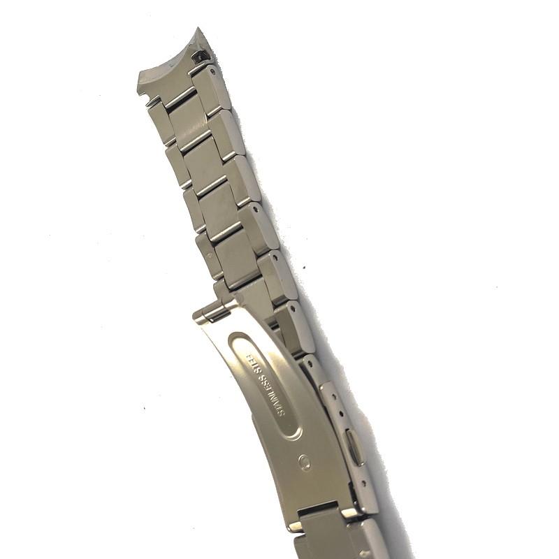 Pulseira De Aço 18mm Náutica 95074-2  - E-Presentes