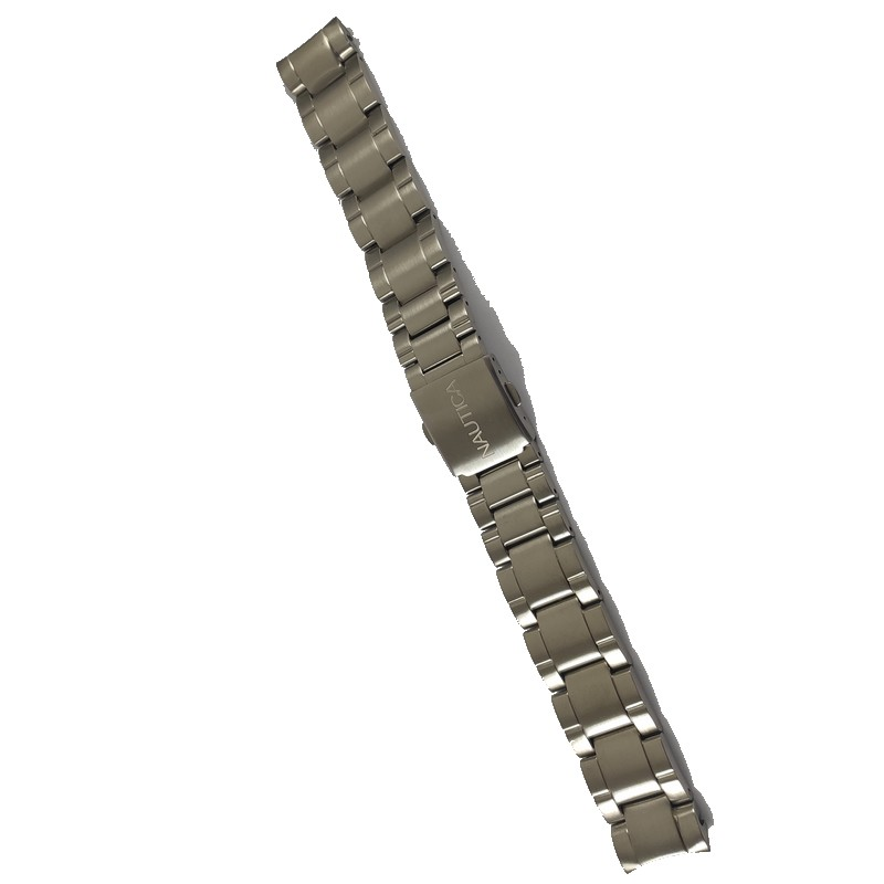 Pulseira De Aço 20mm Náutica 95071-2  - E-Presentes