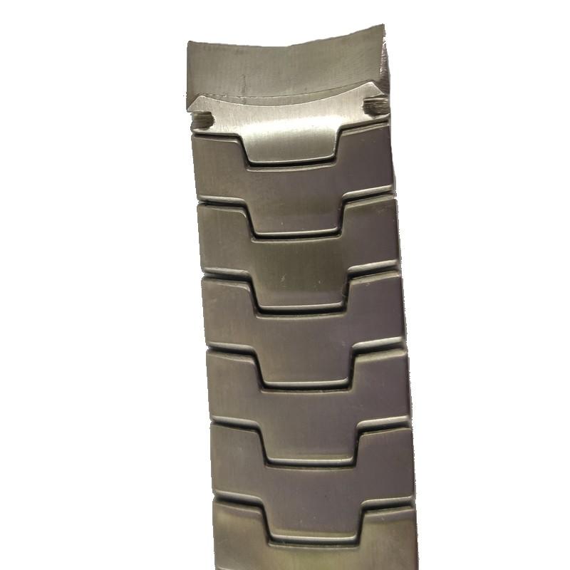 Pulseira De Aço 20mm Náutica 95154-1  - E-Presentes