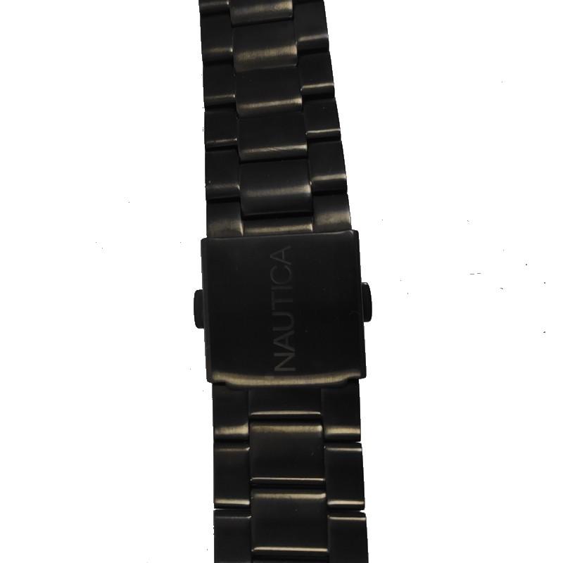 Pulseira De Aço 22mm Náutica 95080-2  - E-Presentes