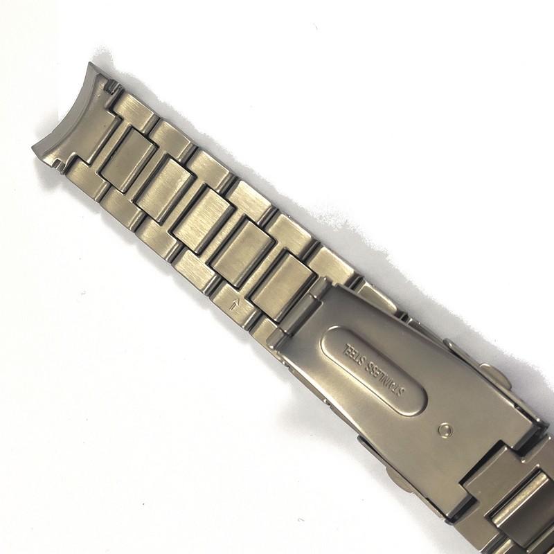 Pulseira De Aço 22mm Náutica 95122-1  - E-Presentes