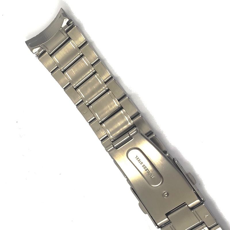 Pulseira De Aço 23mm Náutica 95077-6  - E-Presentes