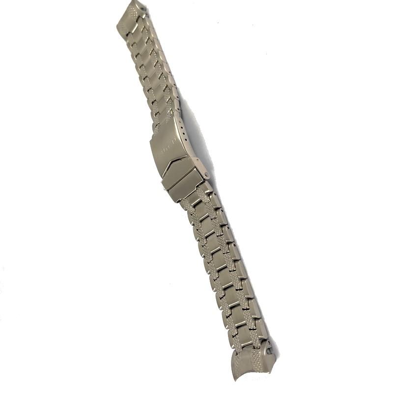 Pulseira De Aço Dourado 12mm Náutica 95051-1  - E-Presentes
