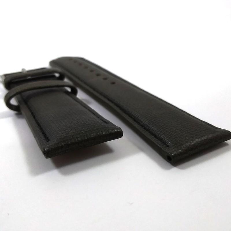Pulseira De Couro Marrom 22mm Náutica A37513-G  - E-Presentes