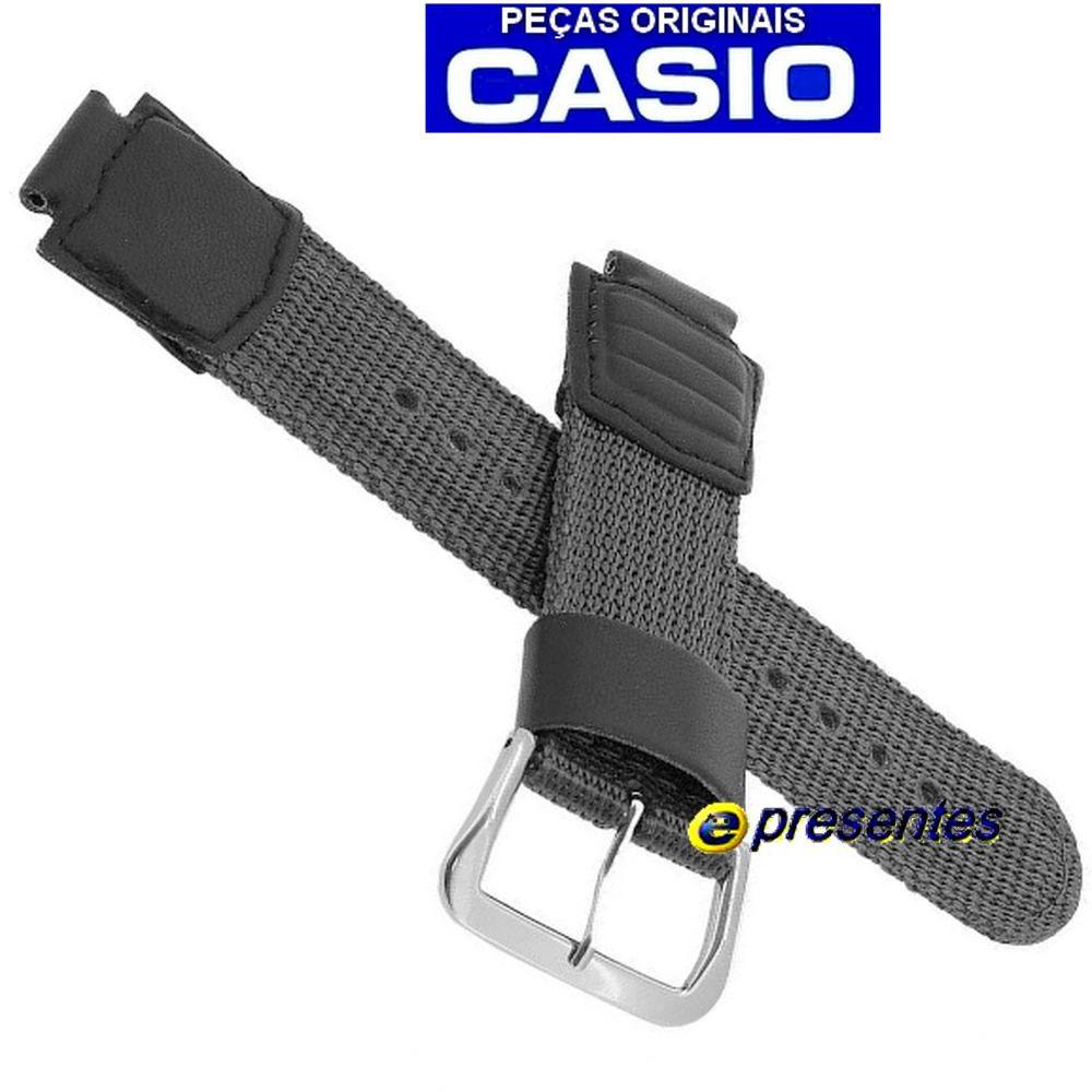 Pulseira de Nylon 100% Original Casio G-Shock Dw-004 Dw-9052 Dw-9051 Dw-9000 Dw-9050 G-2210 G-2200  - E-Presentes