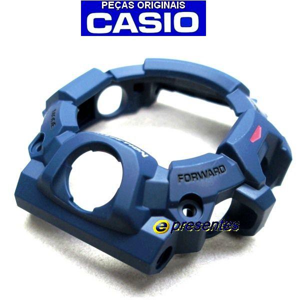 Pulseira e Bezel Azul Casio G-Shock Rangeman GW-9400NV-2   - E-Presentes