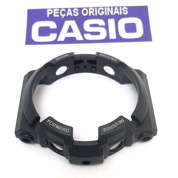 Pulseira e Bezel Capa Moldura Casio G-shock Ga-200 Ga-201 GAW-100 GAS-100  - E-Presentes