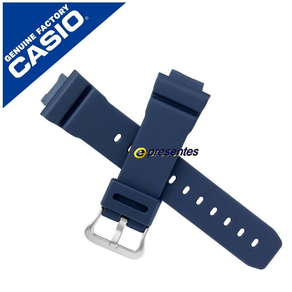 Pulseira G-5600 GW-M5610 Azul Naval Casio G-shock - Peças Originais  - E-Presentes