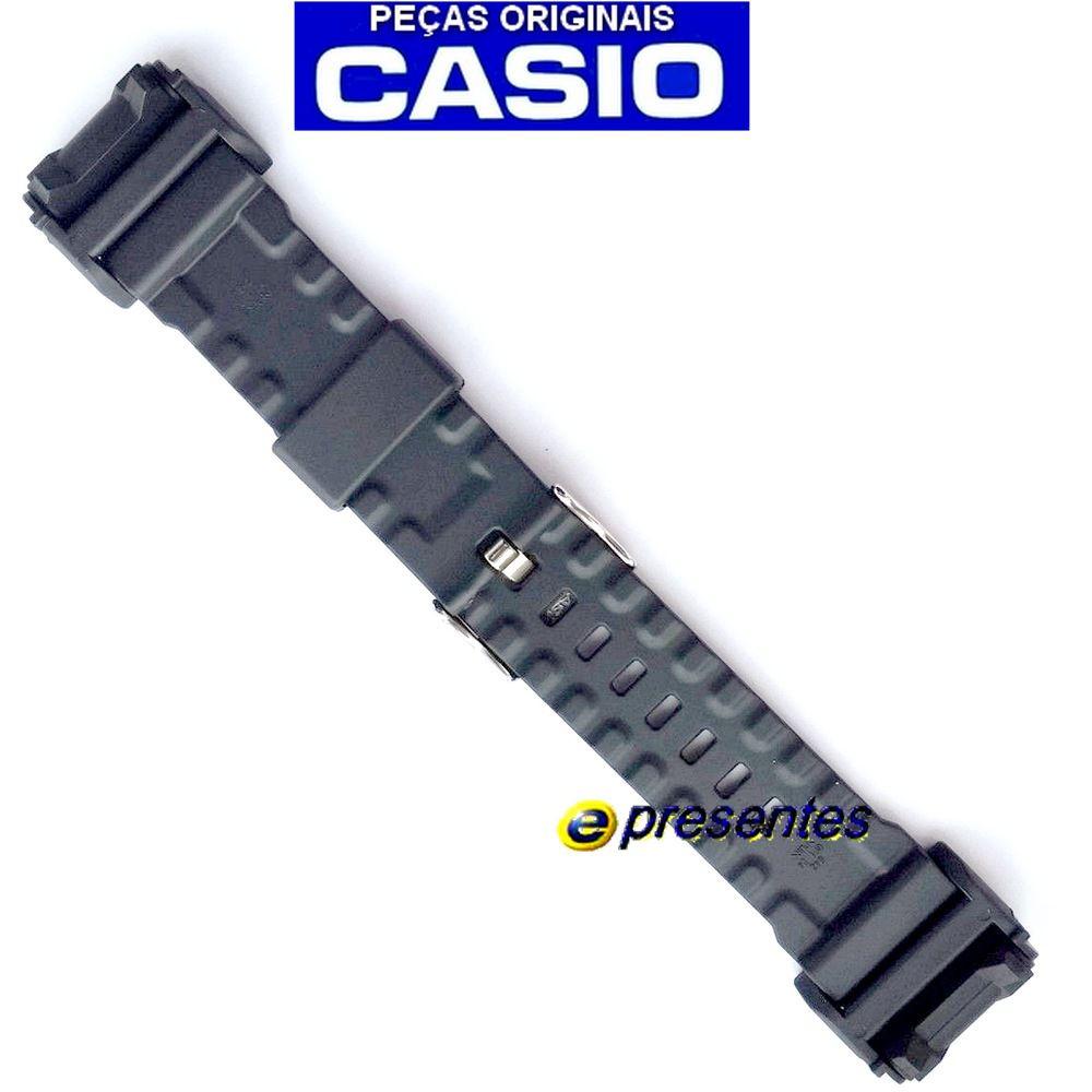 Pulseira GD-400-1 Casio G-Shock Preto Fosco - Peça 100% Original  - E-Presentes