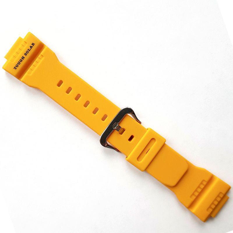 Pulseira  GW-7900CD-9 Casio G-shock Amarelo  - E-Presentes