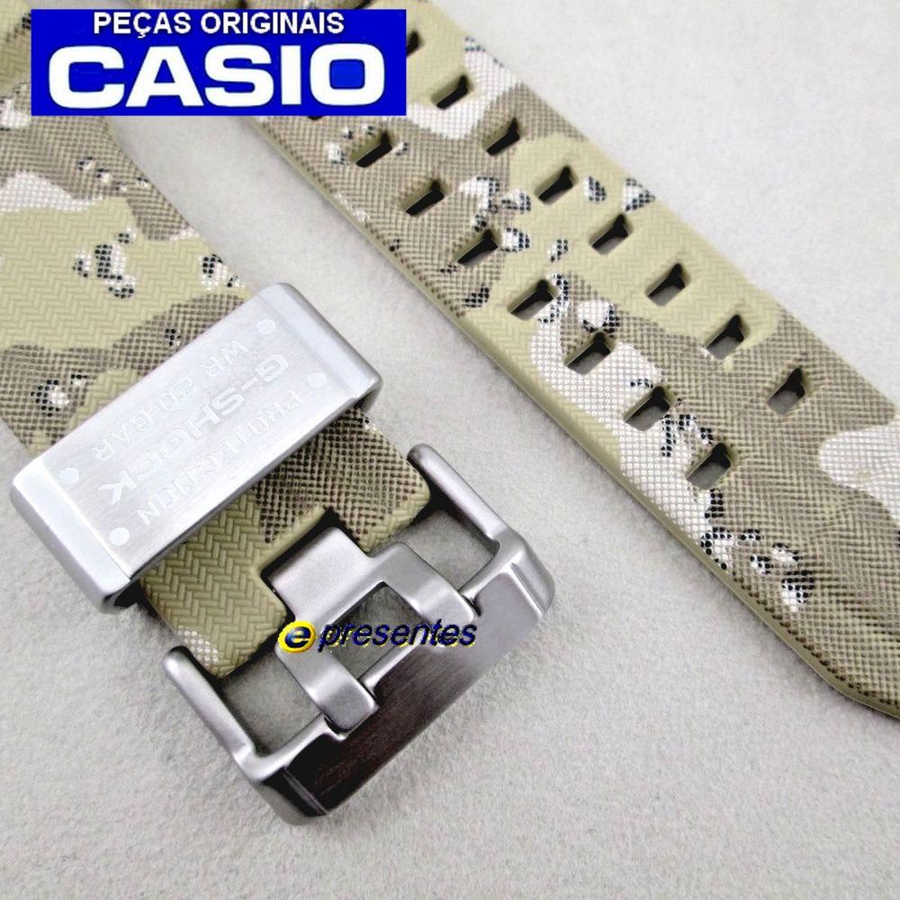 Pulseira GWG-1000DC-1A5 Casio G-Shock Camuflado Deserto *  - E-Presentes