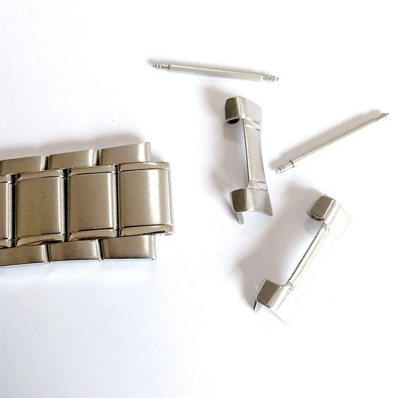 Pulseira Original Casio Aço inox Mdv-106d *  - E-Presentes