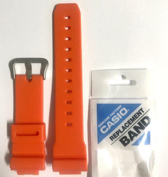 Pulseira Original Casio G-Shock DW-6900mm-4 LARANJA FOSCO  - E-Presentes