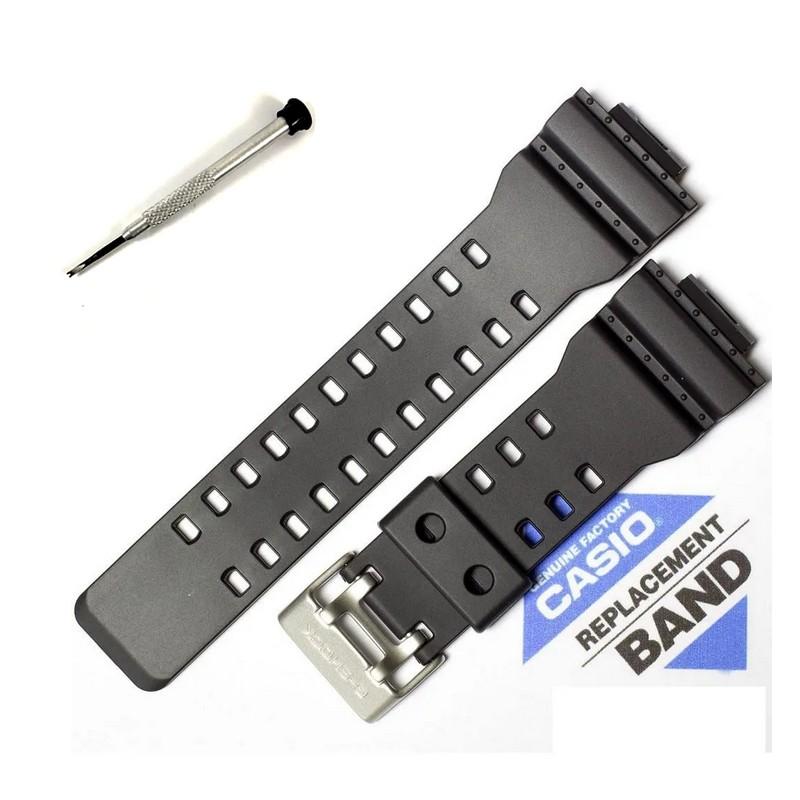 Pulseira Original Casio G-Shock G-8900 GA-100 Ga-110 + Chave  - E-Presentes