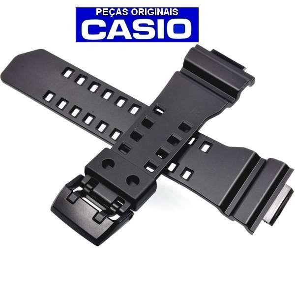 Pulseira Original Casio G-shock GA-400 GA-400GB  - E-Presentes