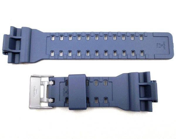 Pulseira Original Gr-8900NV-2 Azul Naval Casio G-Shock *  - E-Presentes