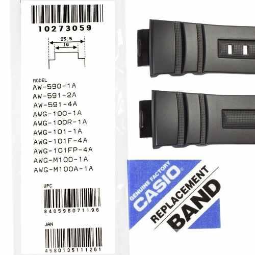 Pulseira + Pinos AW-590 AW-591 G-7700 G-7710 AMW-100  Casio G-shock  - E-Presentes