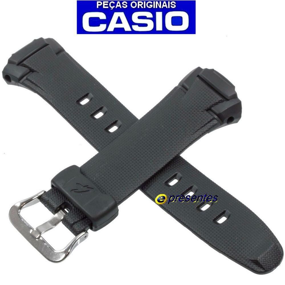 Pulseira Preto Fosco GW-500. GW-530,  GW-M500, GW-M530A Casio G-Shock   - E-Presentes