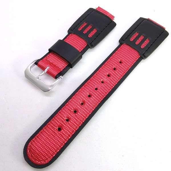 Pulseira Tecido Nylon Couro (Padrão G-shock) 16mm Serve vários modelos  - Alexandre Venturini