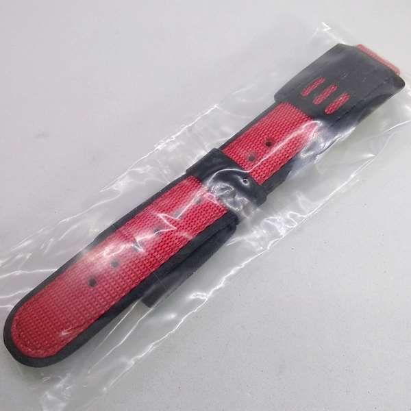 Pulseira Tecido Nylon Couro (Padrão G-shock) 16mm Serve vários modelos  - E-Presentes
