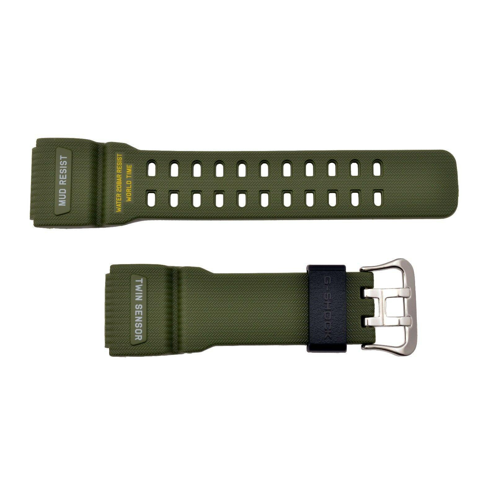 Pulseira Verde +  Bezel Preto  GG-1000-1A3 Casio G-shock  - E-Presentes