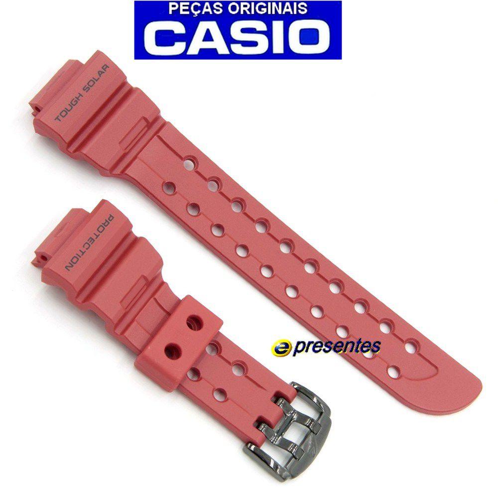 Pulseira Vermelha GWF-1000RD-4 Casio G-Shock   - E-Presentes