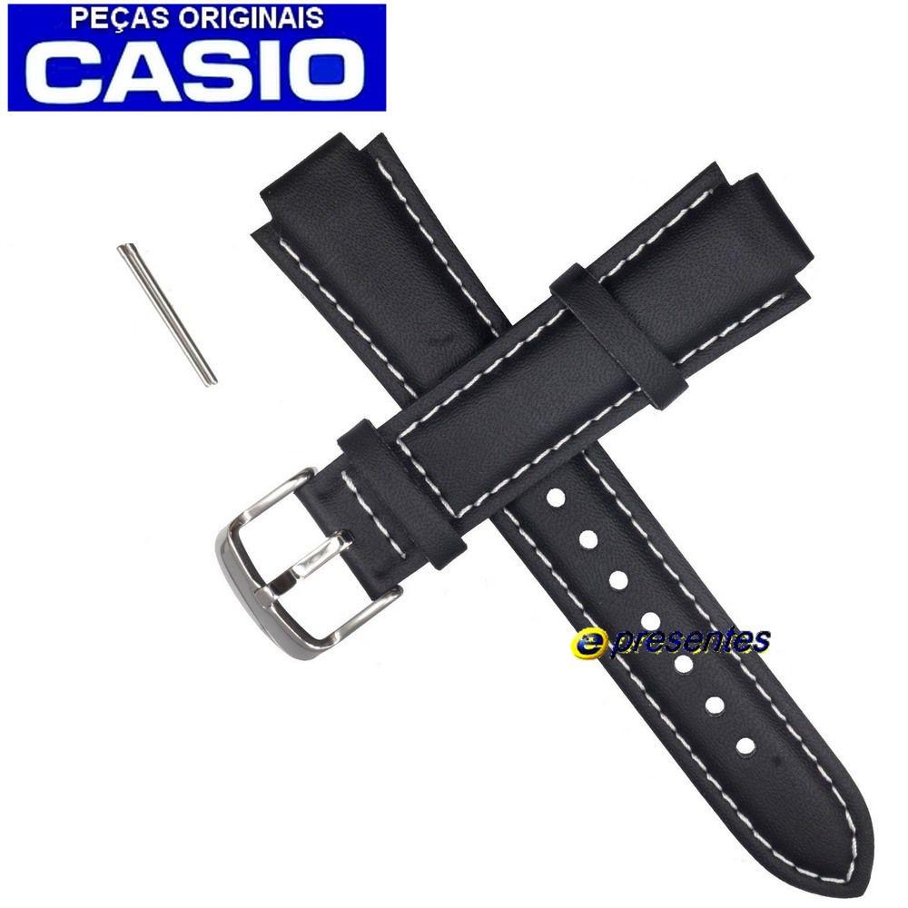 Pulseira + Vidro EF-500 peças originais relogio Casio  - E-Presentes