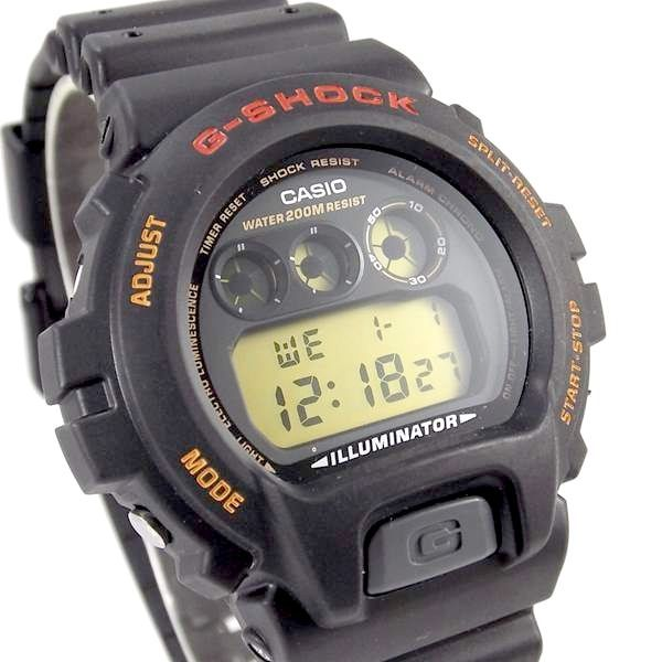 Relógio Casio Digital G-shock Dw-6900g 1vq - 100% Autentico - E-Presentes