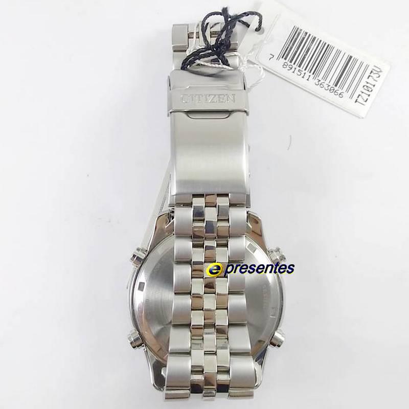 Relógio Citizen Masculino Navihawk Promaster Aviador JN0120-85X  - E-Presentes