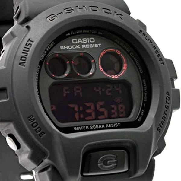 Relogio de Pulso Casio G-Shock DW-6900MS-1DR  - E-Presentes