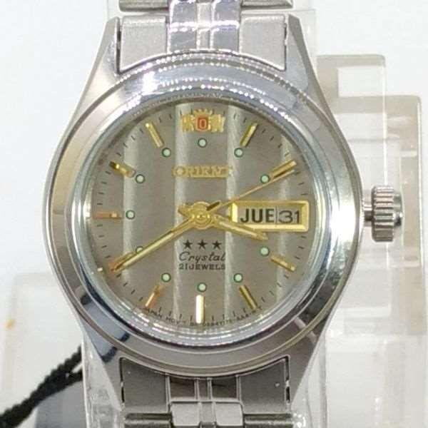 Relógio Feminino Orient Automatico Mini 25mm FNQ04004k9  - E-Presentes