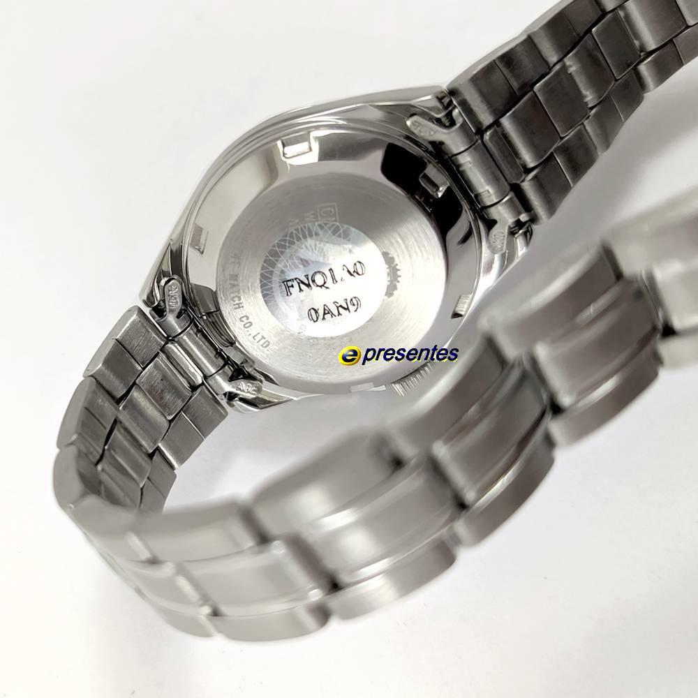 Relógio Feminino Orient Automatico Mini 25mm FNQ1A00AN9  - E-Presentes