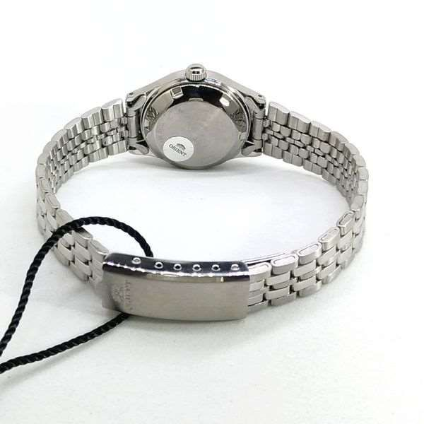 Relógio Feminino Orient Automatico Mini Prateado FNQ04004H9  - Alexandre Venturini