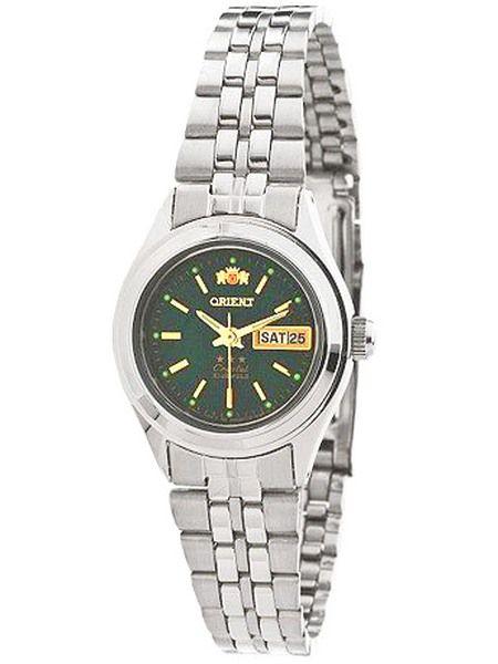 Relógio Feminino Orient Automatico Mini Prateado Fnq04005f9  - E-Presentes