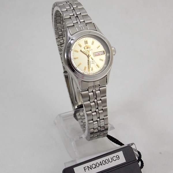 Relógio Feminino Orient Automatico Mini 25mm FNQ0400UC9  - E-Presentes