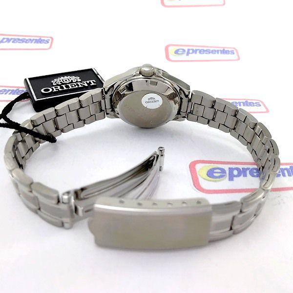 Relógio Feminino Pequeno Orient Automatico 25MM FNQ1S00JC9  - E-Presentes