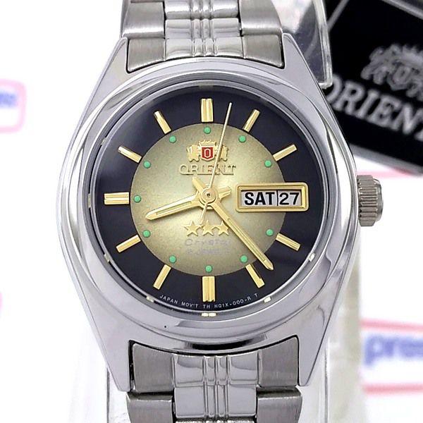 Relógio Feminino Prateado Orient Automatico 25MM FNQ1X001F9  - E-Presentes